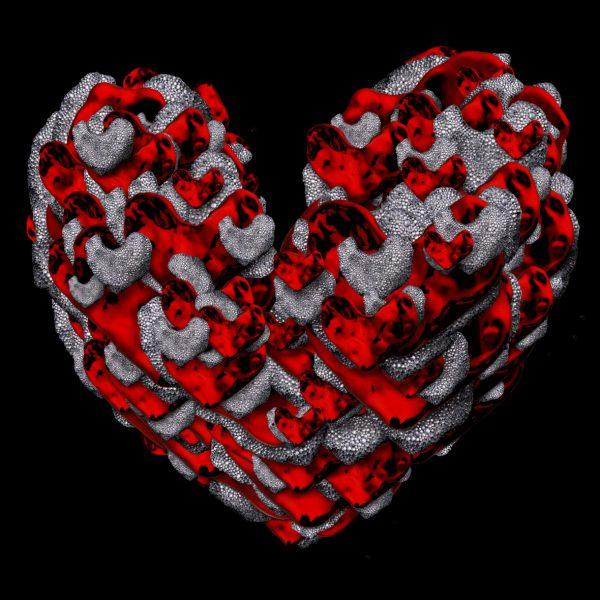 No 079 heartbeats - Michel Poort